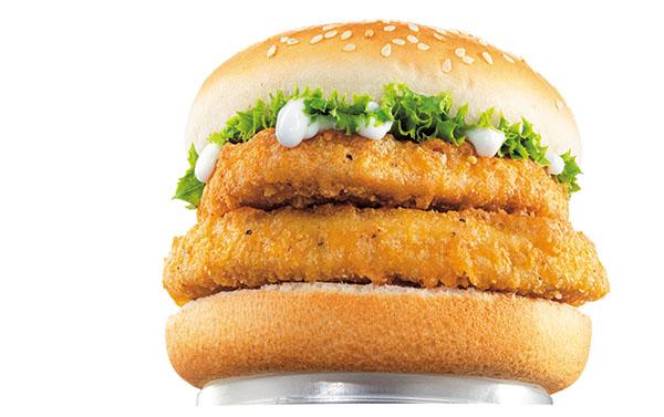 Chicken @ McDonald's