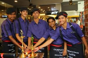 McCafe Bangalore