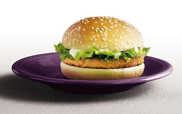 Lettuce @ McDonald's