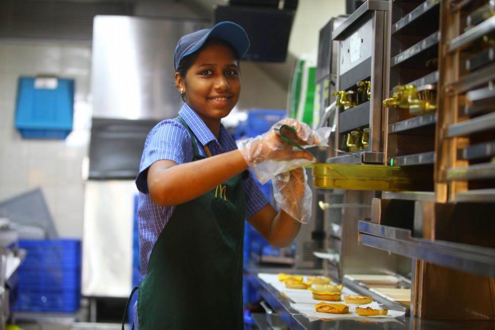 Energy Efficient Equipment @ McDonald's