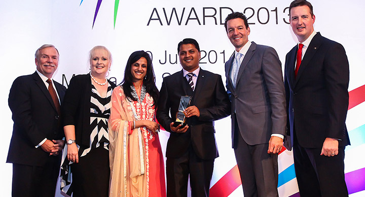 McDonalds_Smita_jatia_Barun_Jena_Award