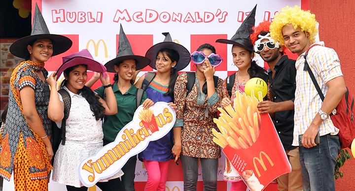 McDonald's Hubli
