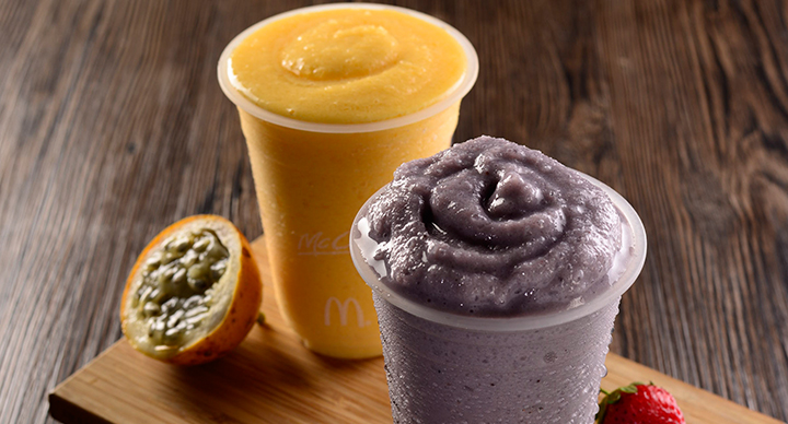 Smoothies @ McDonald's