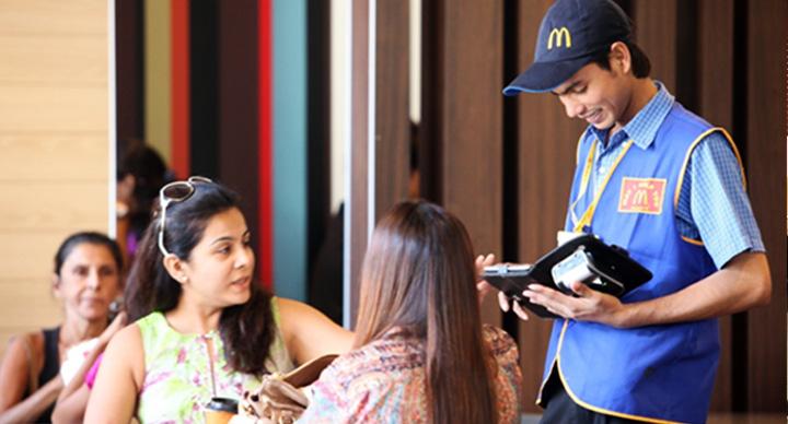 McDonald's Queue Buster
