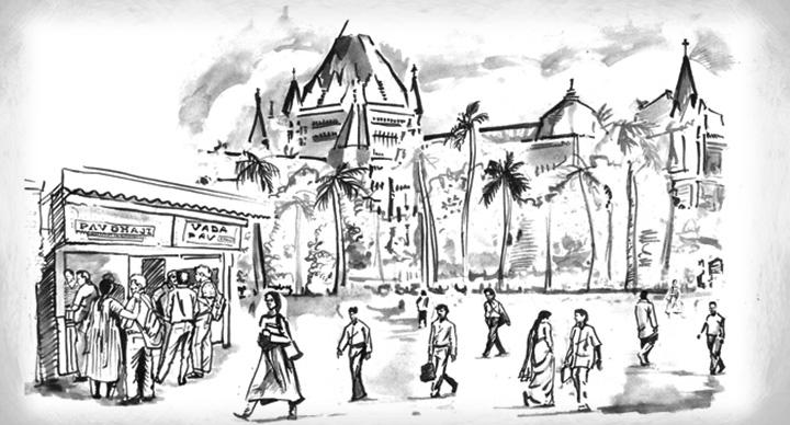 coming out of mumbai