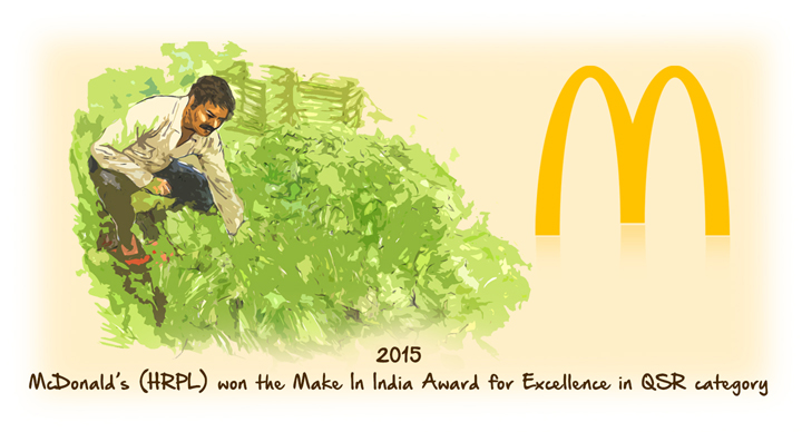 Make In India @ McDonald's