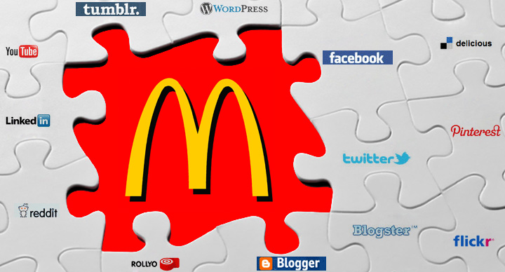 mcdonalds positioning map