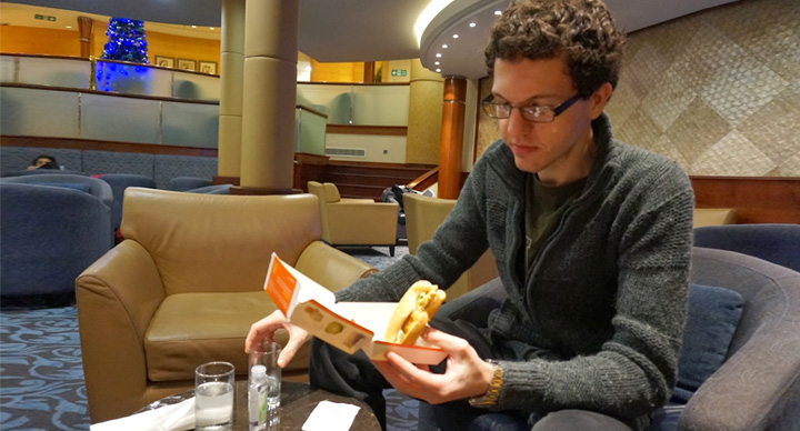 Global McDonald's Traveller