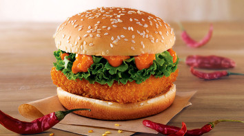And This Is How The McSpicyPaneer Came About