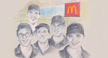 McDonalds Employees