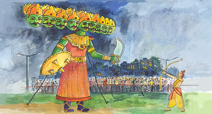 dussehra-2016_mc-donalds