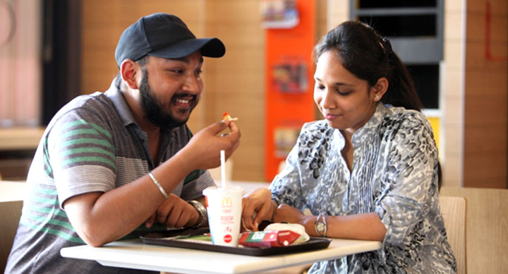 Happy Employees McDonaldsindia