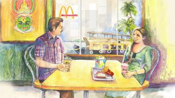 McDonald's Comes To The Seaport City Of Kollam, Kerala