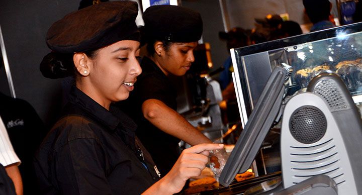 McDonalds India Female Employees