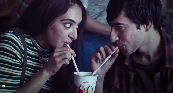 Different Strokes of Love At McDonald's