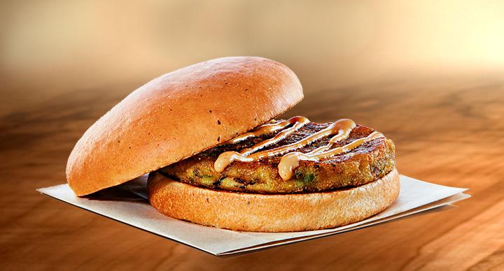 McDonalds India Dosa Masala Brioche