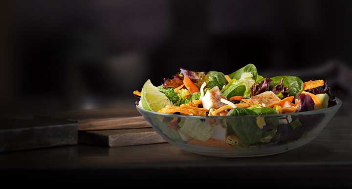 Salads EOTF McDonalds India