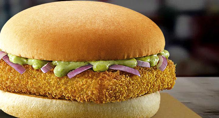 chicken kebab burger mcdonalds