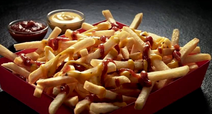mexican cheesy fries mcdonalds