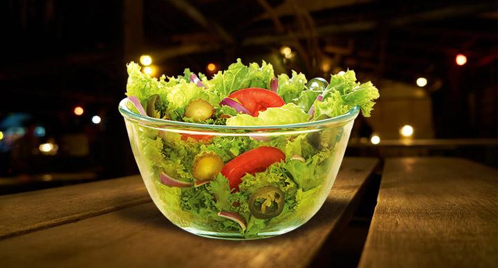 salad green veggies mcdonalds