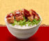 McD's China Chicken patty rice