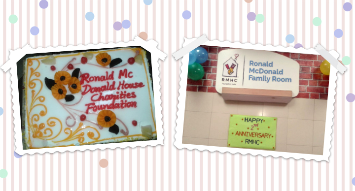 RMHC India anniversary