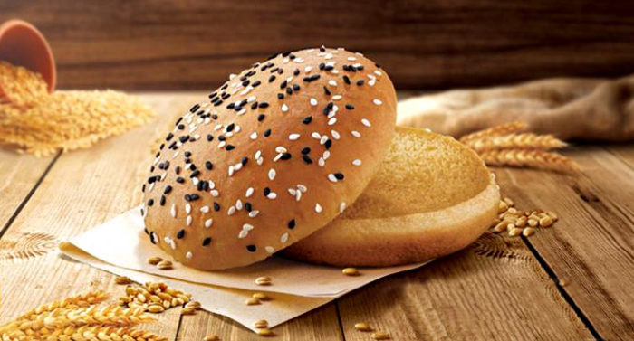 Whole wheat buns at McDonald's