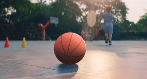 McDonalds NBA Basketball