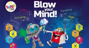Discovery Mindblown Robot