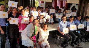 Women's day workshop McDonald's India