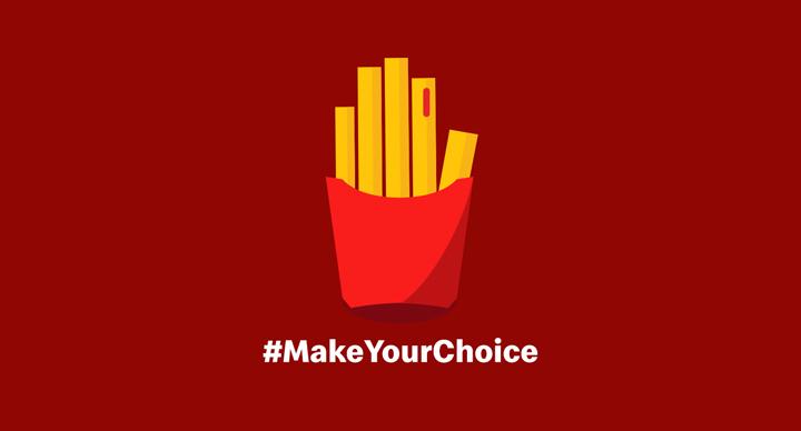 McDonald's India vote