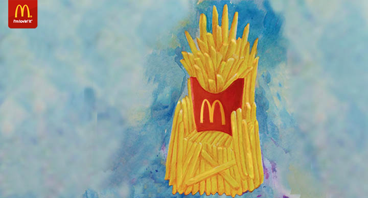GoT McDonald's Throne