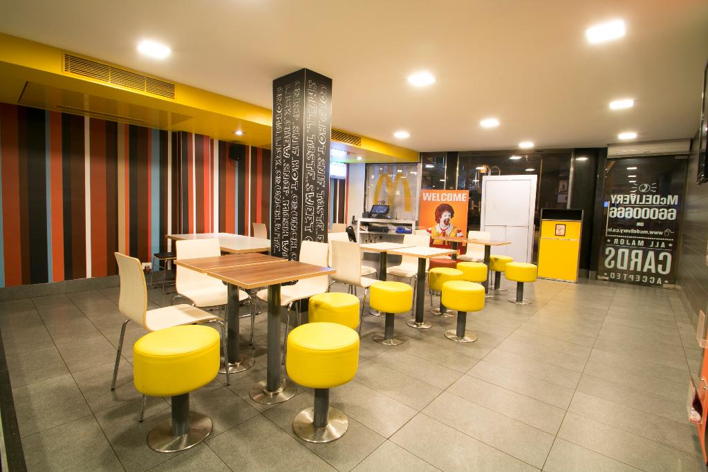 Brighter Space @ McDonald's