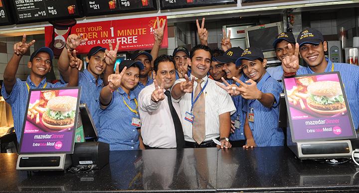 McDonald's India