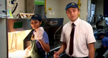 McDonalds India Kitchens