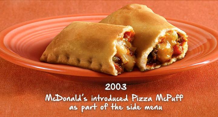 Pizza McPuff