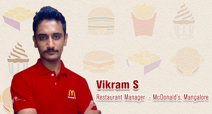 McDonald's Leadership - Vikram S