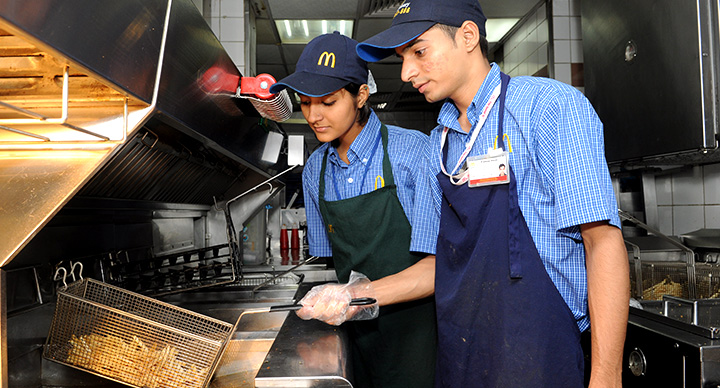 what the employees have to say about mcdonald u2019s