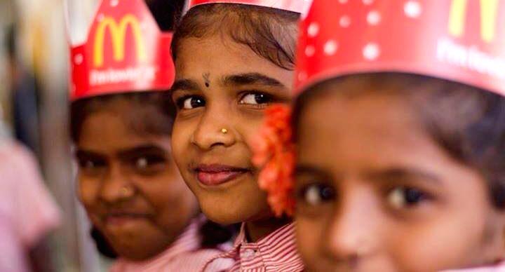 Adhar_Foundation @McDonald's