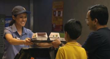 McDonalds Familiarity Test