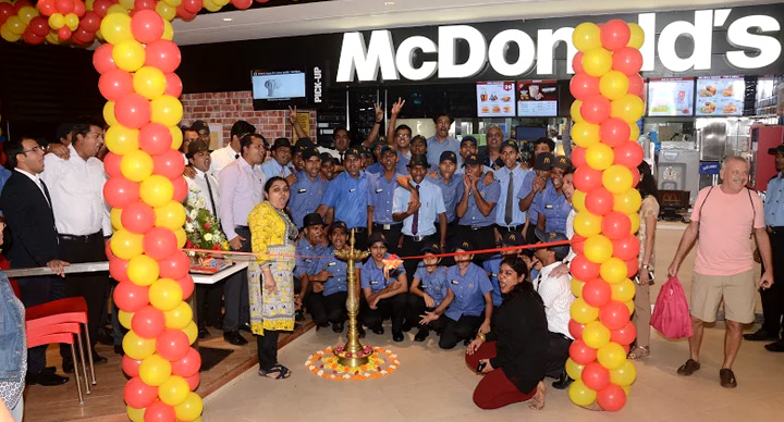 McDonald's in Goa
