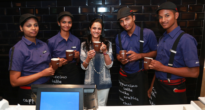 McCafe Chennai