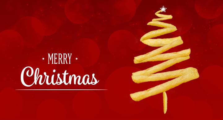 saying mcdonalds christmas ad - 720×388
