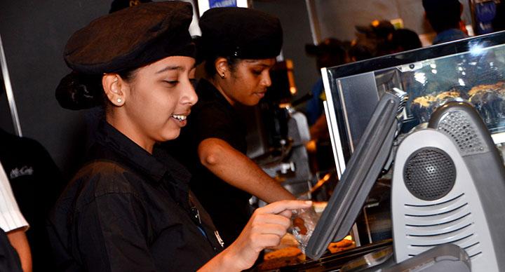 McDonalds India Female Employees