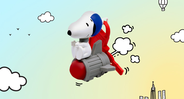 snoopy cartoon toy beagle pet