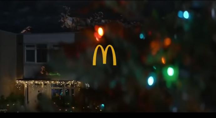 Christmas McDonalds