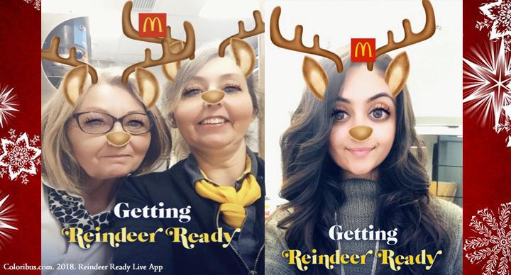 Christmas McDonald's