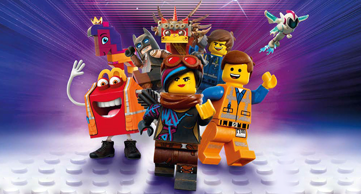 McDonald's happy meal lego movie