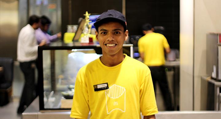 McDonald's Employee stories