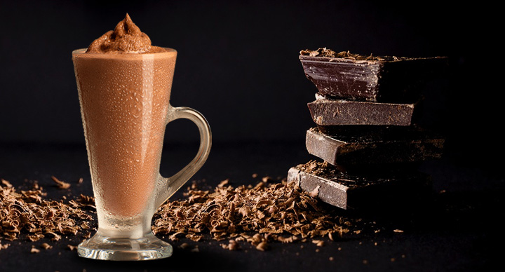 McCafe Double Chocolate Frappe